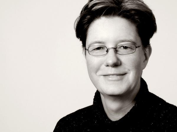 """Foto von Monika Thaller, Lektorin in Würzburg seit 2004. """"Ein stimmiger Text wird gern gelesen."""""""